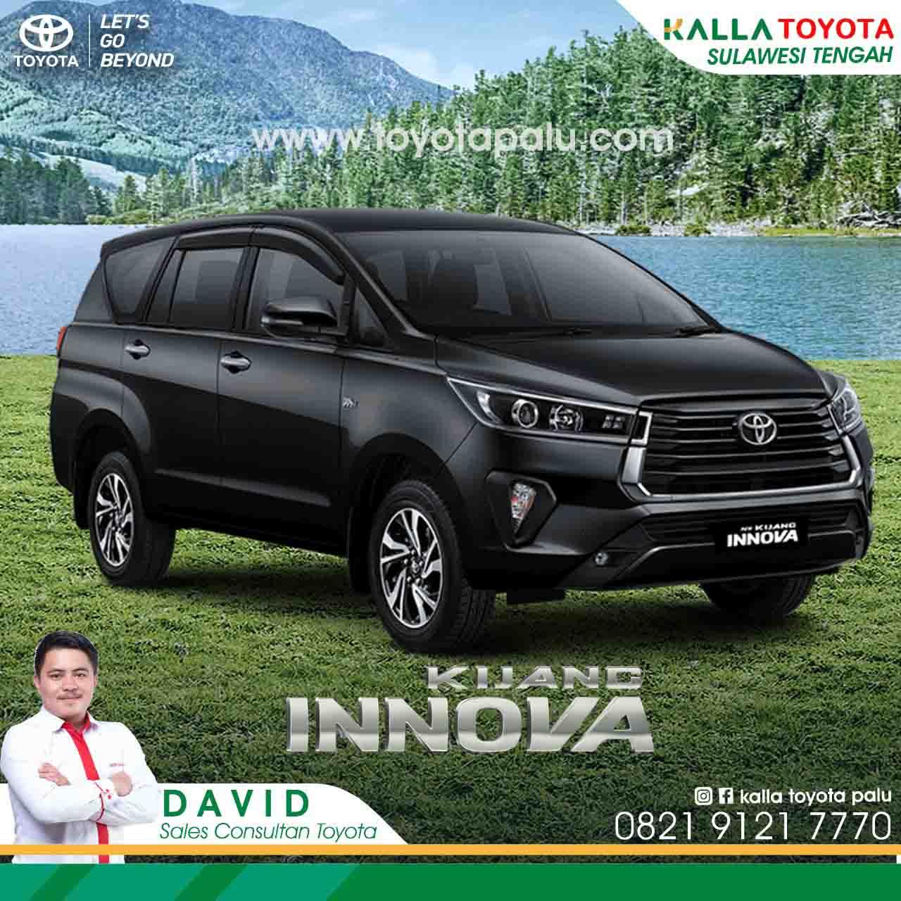 Toyota New Innova